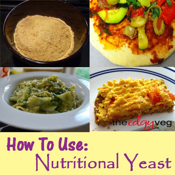 how to use nutrional yeast
