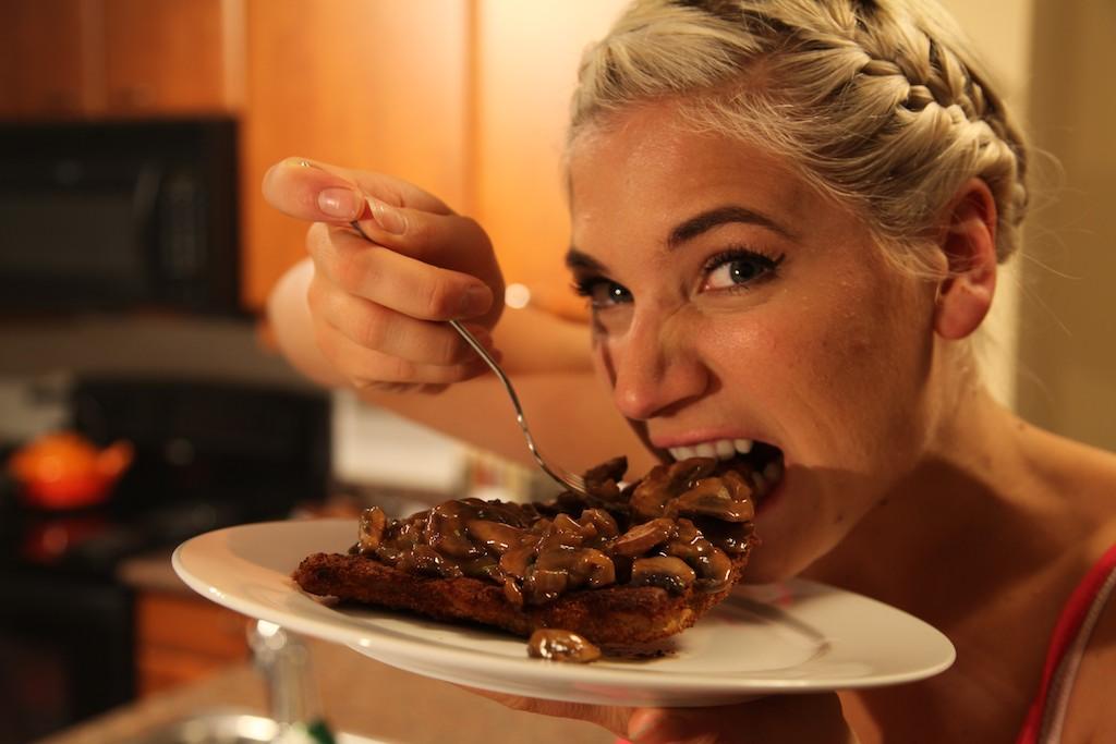 vegan schnitzel oktoberfest vegetarian