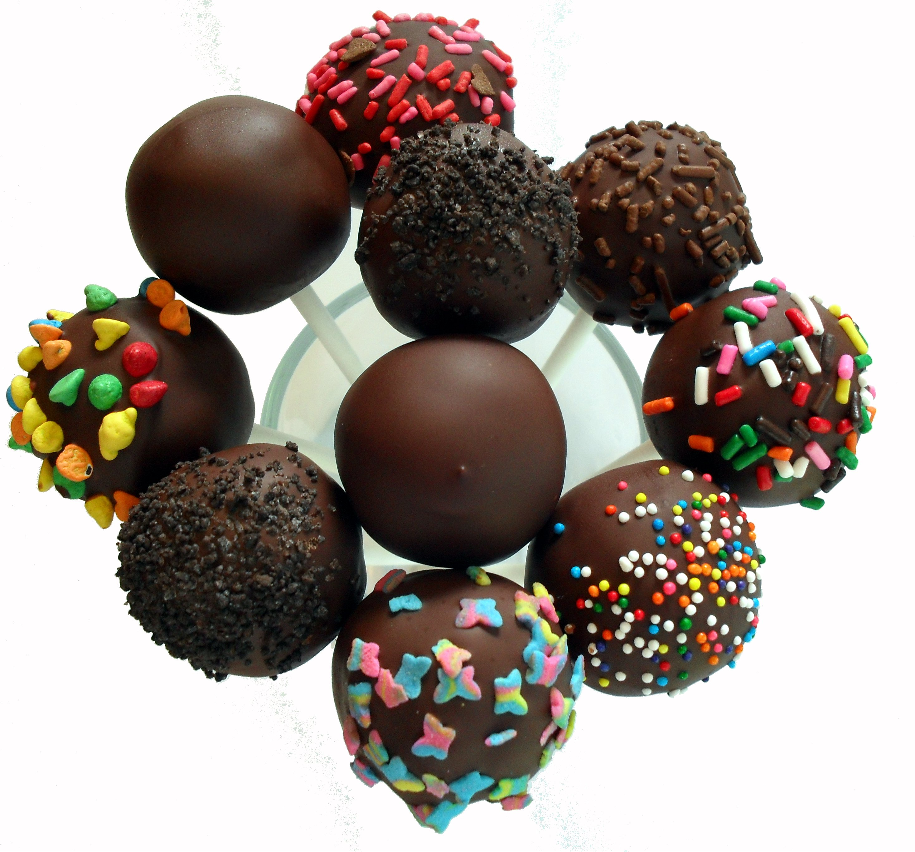 Chocolate Dip Recipe For Cake Pops