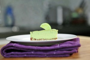 Raw vegan key lime pie recipe