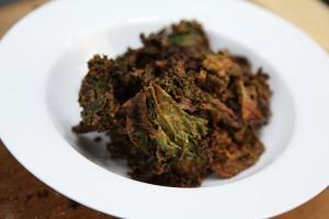 Dorito kale Chips