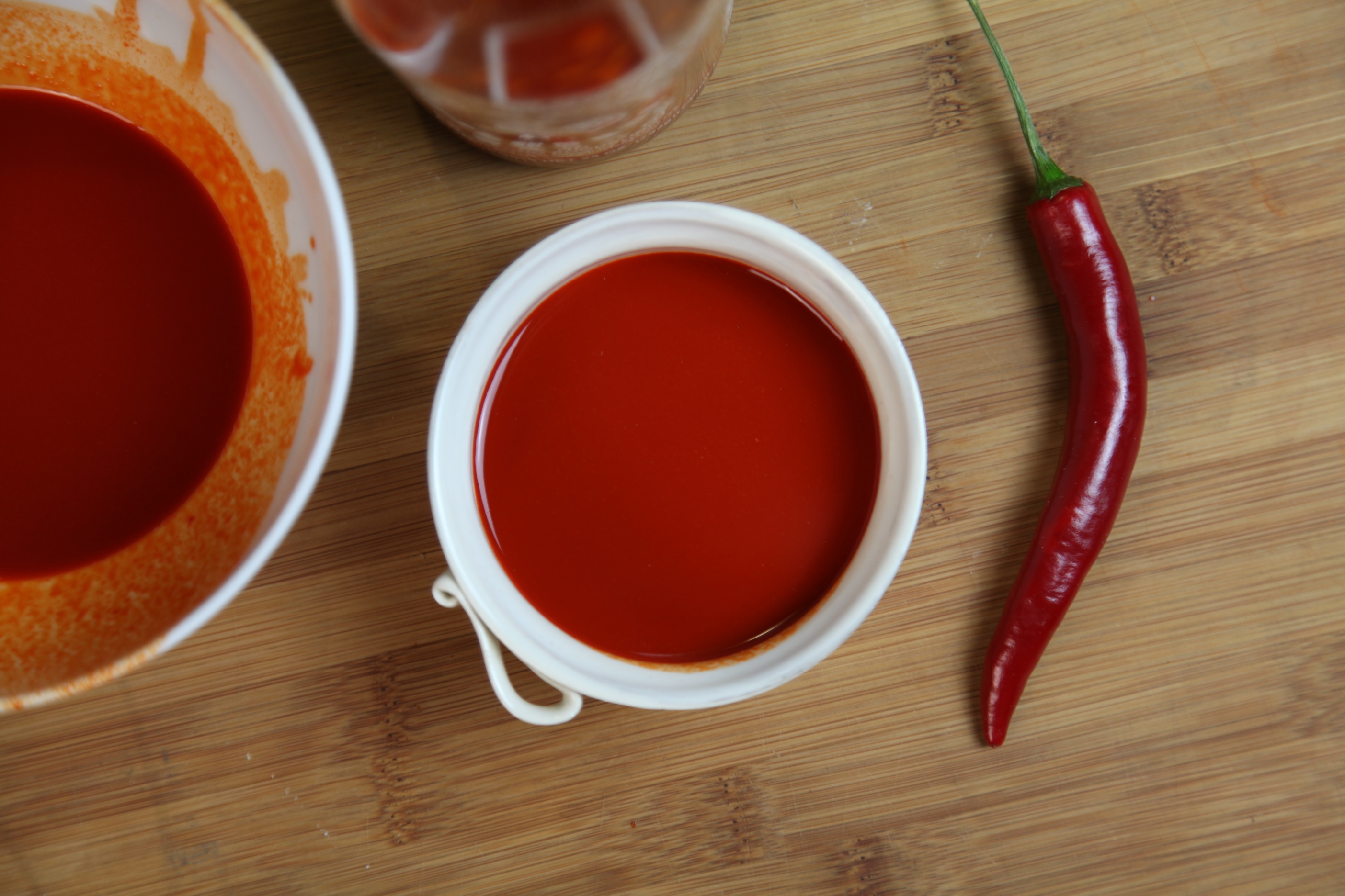 vegan sriracha recipe