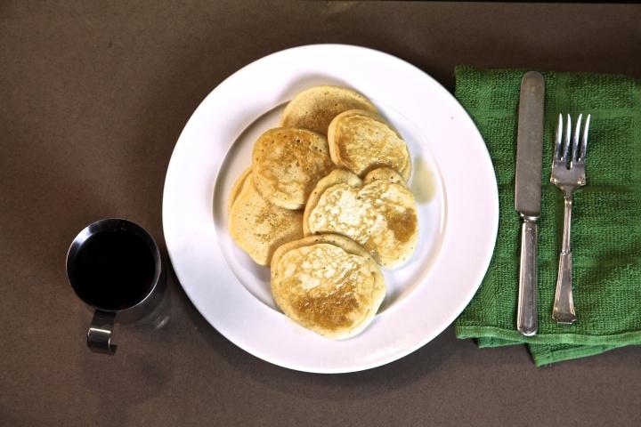 vegan pancakes recipe vegan Day#7 of the 30-Day Vegan Journey  vegan pancake