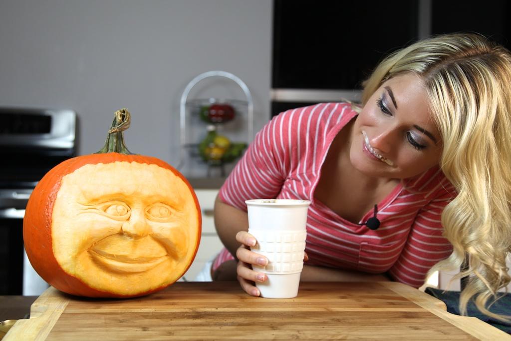 Pumpkin Spice Latte vegan