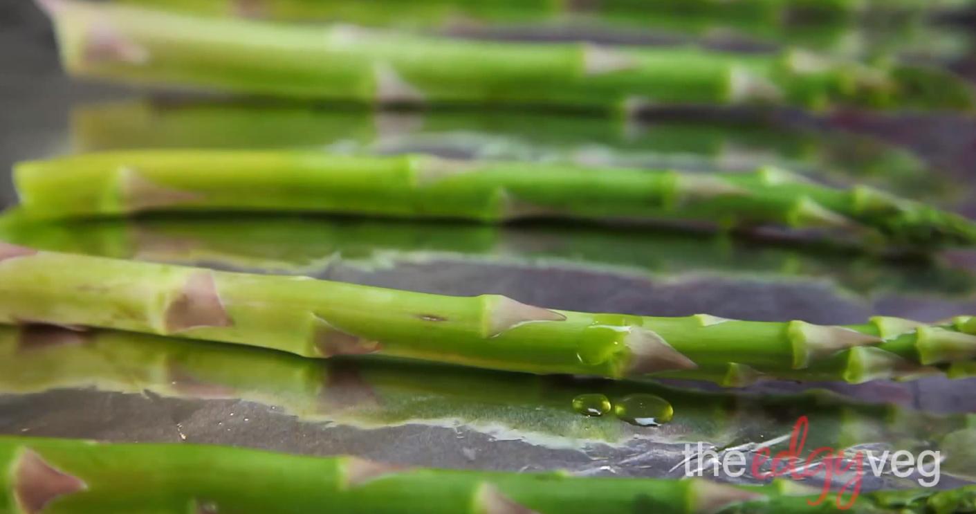 how to roasted asparagus