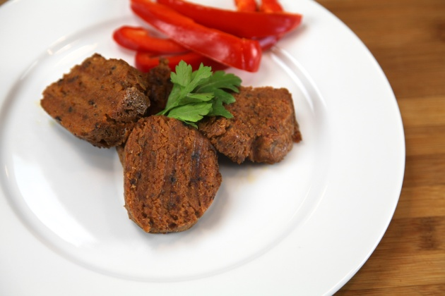 vegan sausage patty recipe