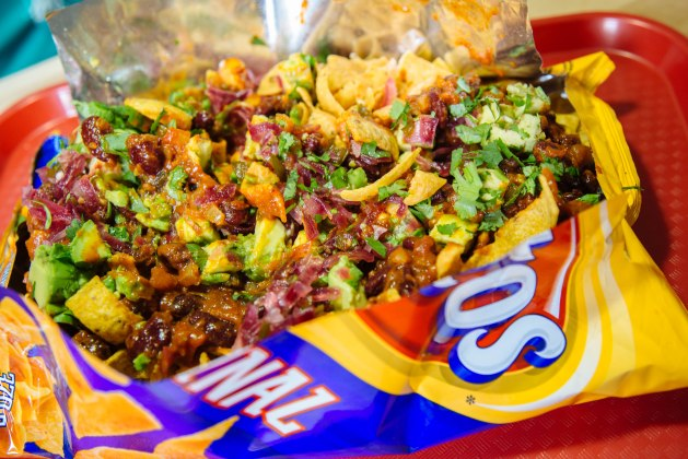 Vegan Frito Pie Recipe | The Edgy Veg