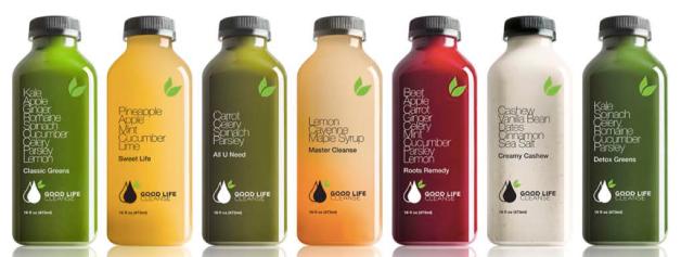 Good Life Juice Cleanse